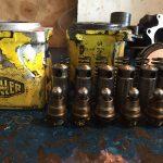Kipper Miller 6 бутална хидравлична помпа