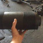 Мерцедес CL50 abc ремонт на хидравлична помпа и други