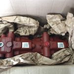 Нова сдвоена хидравлична помпа Eaton