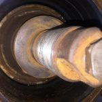 Хидравличен цилиндър f140 и ремонтен комплект за гондола daf105