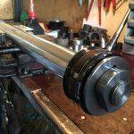 Хидравличен цилиндър обработка с течен метал Wurth