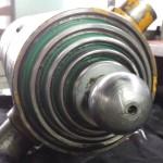 хидравличен цилиндър за багер