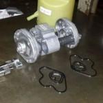 електрическа хидравлична помпа за рено канго