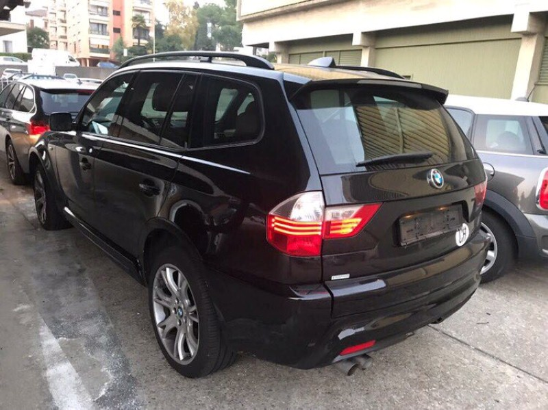 bmw x3 m 3 0 sd 286hp. Black Bedroom Furniture Sets. Home Design Ideas