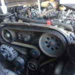 Подмяна на смукателен колектор с вихрови клапи и др. Opel Astra G 1.9